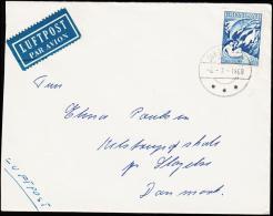 1957. Mother Of The Sea. 60 Øre Grayblue JAKOBSHAVN 6.7.1960. (Michel: 39) - JF175516 - Groenlandia
