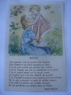 GERMAINE BOURET  MERE.... - Bouret, Germaine