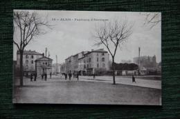 ALAIS ( ALES ) - Faubourg D'Auvergne - Alès