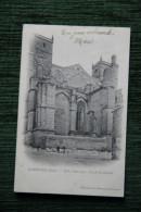 NARBONNE - Eglise ST JUST, Façade Occidentale - Narbonne
