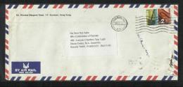 Hong Kong China  Air Mail Postal Used Cover HongKong To Pakistan - Non Classés