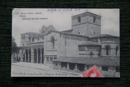 AVILA - Basilica De San Vicente - Ávila