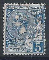 LL-/-005-.  N° 13,  Obl.  ,  Cote 8.00 € , LIQUIDATION, A Saisir - Monaco