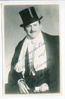 """AUTOGRAFO DÉDICACÉ AUTOGRAPHED """"G. FOGLOZZA""""  ITALIAN VINTAGE ACTOR 1943 SIGNATURE EXCLUSIVE NON CIRCULEE GECKO - Autogramme & Autographen"""