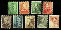 1939  Centenaire De L'Indépendance Du Luxembourg  (Manque  Valeur 0,75fr)  Oblitérés - Luxembourg