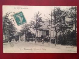 52 Haute Marne  CHAUMONT L'Avenue Du Viaduc - Chaumont