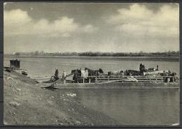 Serbia, Senta-Zenta, Obala Tise-Tisza River, Old Ferry. - Serbie
