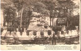 LEOPOLDSBURG (3581) : Comité Du Souvenir - Monument élevé à La Mémoire Des Vaillants Défenseurs De La Patrie. CPA. - Leopoldsburg