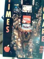 NEW YORK  TIME  SQUARE BY NIGHT SONY COCA COLA   VB1995 EV867 - Time Square