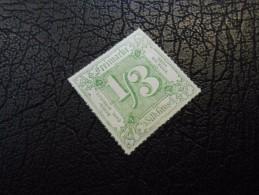 Altdeutschland (Thurn Und Taxis)  Mi 46  1/3Sgr(*) - 1866 - Thurn And Taxis