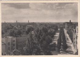 Bromberg  Bydgoszcz 2 Stück  Felix Dahn Straße Und Teilansicht Der Stadt - Posen