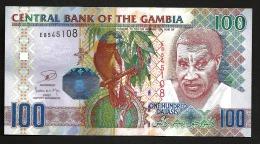 GAMBIA : 100 Delasis  - 2013 - UNC - Gambia