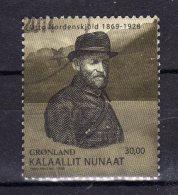 GROENLAND Greenland 2009 Otto Nordenskjold Obl - Groenland