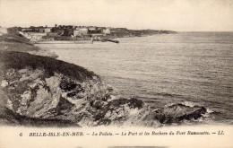 PORT DE PALAIS = 4 CARTES - Belle Ile En Mer