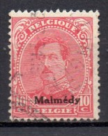 Malmédy - 1920 - Michel N° 4 - Guerre 14-18