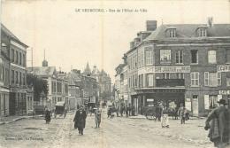 LE NEUBOURG RUE DE L'HOTEL DE VILLE - Le Neubourg