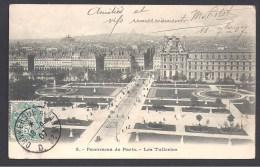 Cachet  Ambulant  DUNKERQUE  A  PARIS 2° - Marcophilie (Lettres)