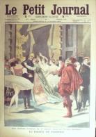 LE PETIT JOURNAL-1913-1207-BAISER DU POMPIER THEATRE 1er JANV-RECOLTE GUI - Le Petit Journal