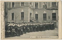 Marienanstalt Fasangasse 4 College Edit Ch. Scolik Wien Beim Ausgang  Nun Bonne Soeur - Autres