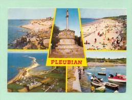 CPM  FRANCE  22  ~  PLEUBIAN  ~  3052  Les Plages, Le Calvaire, Le Sillon Du Talberg Et Port-Béni   ( Jack 70/80 ) - Pleubian