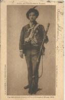 POPOLANO ARMATO DURANTE LE CINQUE GIORNATE DI MILANO VIAGGIATA 1910 - Personen