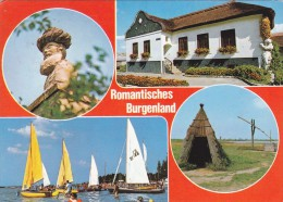 ROMANTIC MOTIFS FROM BURGENLAND, POSTCARD COLLECTIONS,VERY SHAPE,UNUSED, AUSTRIA - Autriche