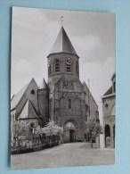 WESTOUTER Kerk - Eglise / Anno 1966 ( Zie Foto´s Voor Details ) !! - Heuvelland