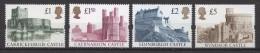 GB - UK (1992) Yv. 1615/18  /  Castillos - Castles - Kastelen