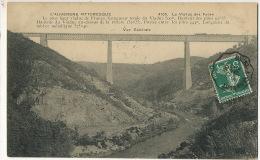 4306 Le Viaduc Des Fades  Vue Generale Train  VDC ELD - Otros Municipios