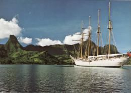 Moorea - La Baie De Paopao (ou De Cook) - Polynésie Française