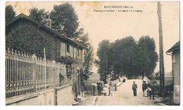 51 - MATOUGUES - Passage à Niveau - Chemin De Juvigny - Autres Communes