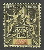 GRANDE COMORE  N� 17  OBL TTB