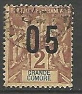 GRANDE COMORE  N� 20A  OBL TB
