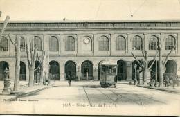NIMES Gare P.L.M.  (tram) - Nîmes