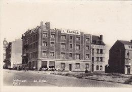 Zeebrugge - La Figue - Môle (L'Escale Hôtel, Café) - Zeebrugge