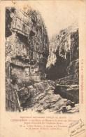 Constantine - Les Gorges Du Rhumel - 1902 - Constantine