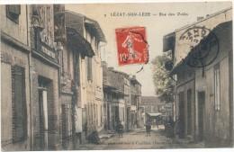 LEZAT SUR LEZE - Rue Des Oulès - Lezat Sur Leze