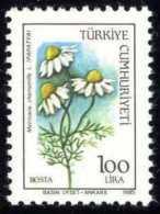 TURKEY 1985 (**) - Mi. 2717, Wild Flowers - 1921-... République