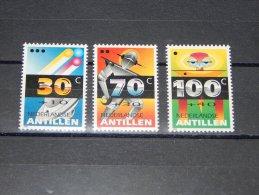 Netherlands Antilles - 1992 Youth Welfare MNH__(TH-14161) - Curaçao, Antille Olandesi, Aruba