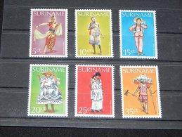Surinam - 1979 Dance costumes MNH__(TH-1274)