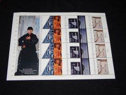USA - 2000 Louise Nevelson Sheet MNH__(FIL-7337) - Feuilles Complètes
