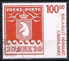 2007 - GROENLANDIA / GREENLAND - PORTO ALTO VALORE - USATO / USED. - Groenlandia