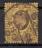 Avénement Edouard VII   3d Brun N°111 - Gebraucht