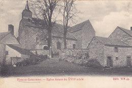 Hamoir-Xhignesse - Eglise Datant Du XVIIe Siècle (Ecit WB 49, 1911) - Hamoir