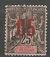 ANJOUAN  N� 24 OBL  TB