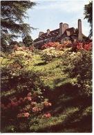 Varengeville Sur Mer : Le Parc Floralies Du Bois Des Moutiers N°02 La Maison  (archi Edwin Lutyens Pays Gertrude Jekyll) - Varengeville Sur Mer