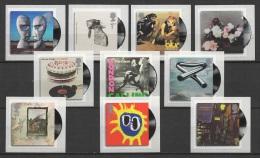 GB - UK (2010) Yv. 3225/34  /  Singers - Disc - Music - Musique - Disque - Album - Music