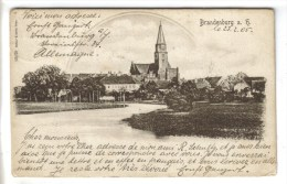 CPA PIONNIERE BRANDENBURG (Allemagne-Brandebourg) - Dom - Brandenburg