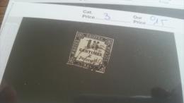 LOT 264319 TIMBRE DE FRANCE OBLITERE N�3 VALEUR 15 EUROS