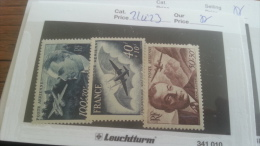 LOT 264372 TIMBRE DE FRANCE NEUF** LUXE